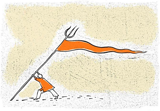 জয় শ্রী রাম এবং একটি হিন্দুরাষ্ট্রের সায়েন্স ফিকশন  <br /> হিন্দোল ভট্টাচার্য
