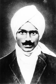 মৃত্যুশতবর্ষে স্মরণ: মহাকবি সুব্রমণ্য ভারতীয়ার (১৮৮২- ১৯২১) <br /> শীর্ষা